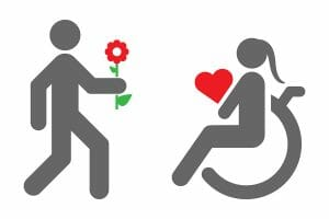 romance with a disability