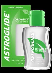 astroglide organic water-based lube