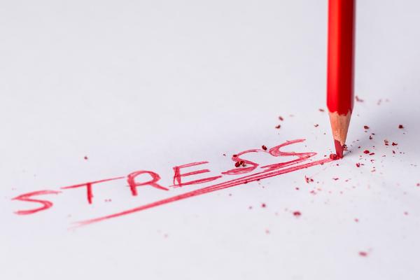 types de stress