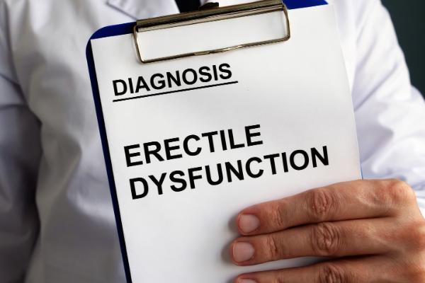 diagnostic de dysfonction érectile
