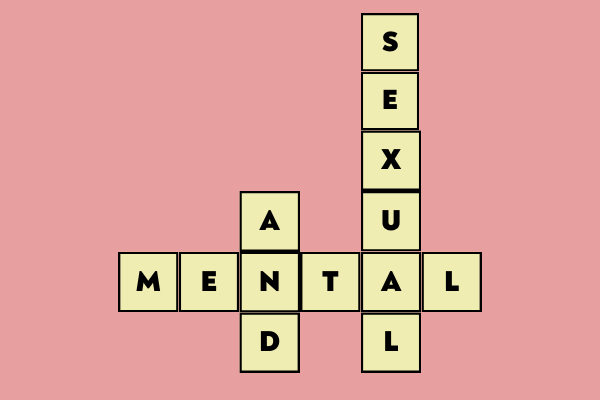 Sex crossword